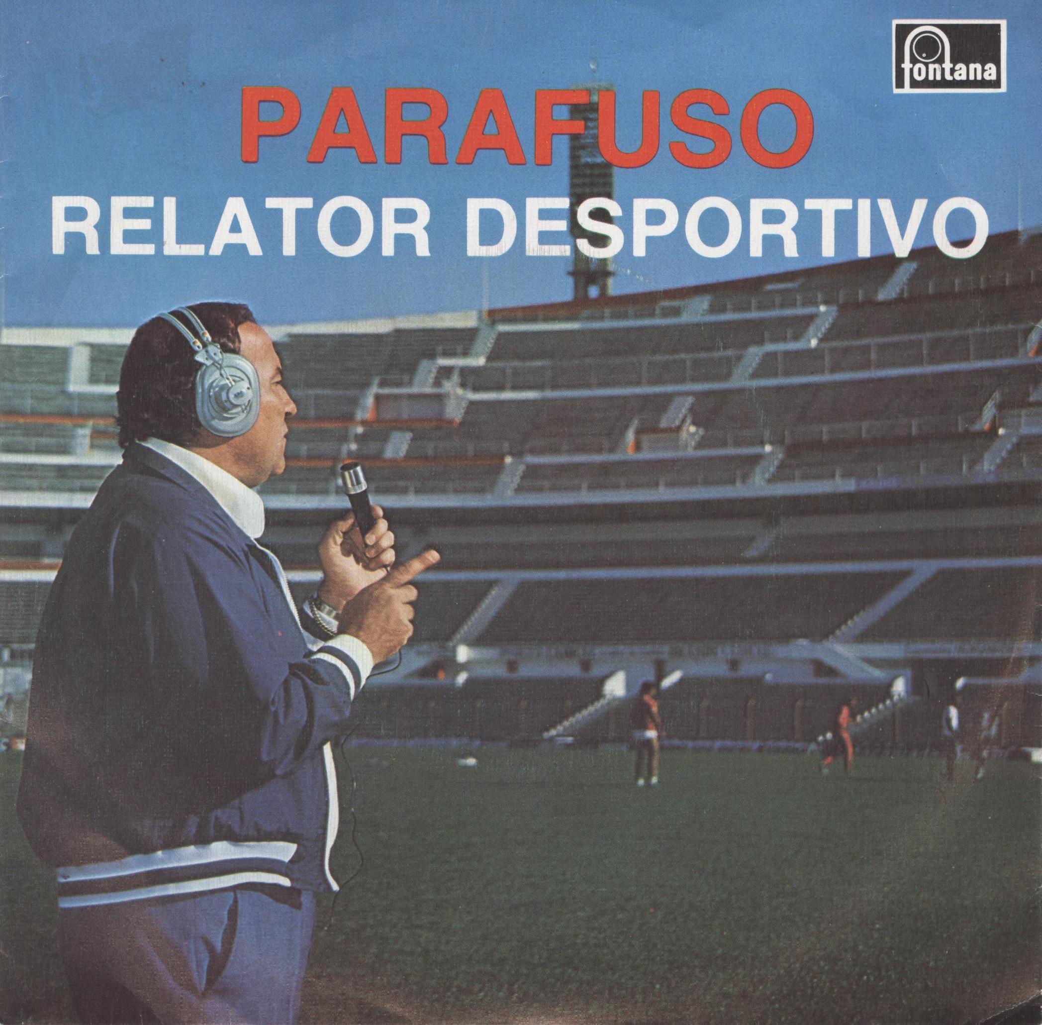 Parafuso - Relator Desportivo